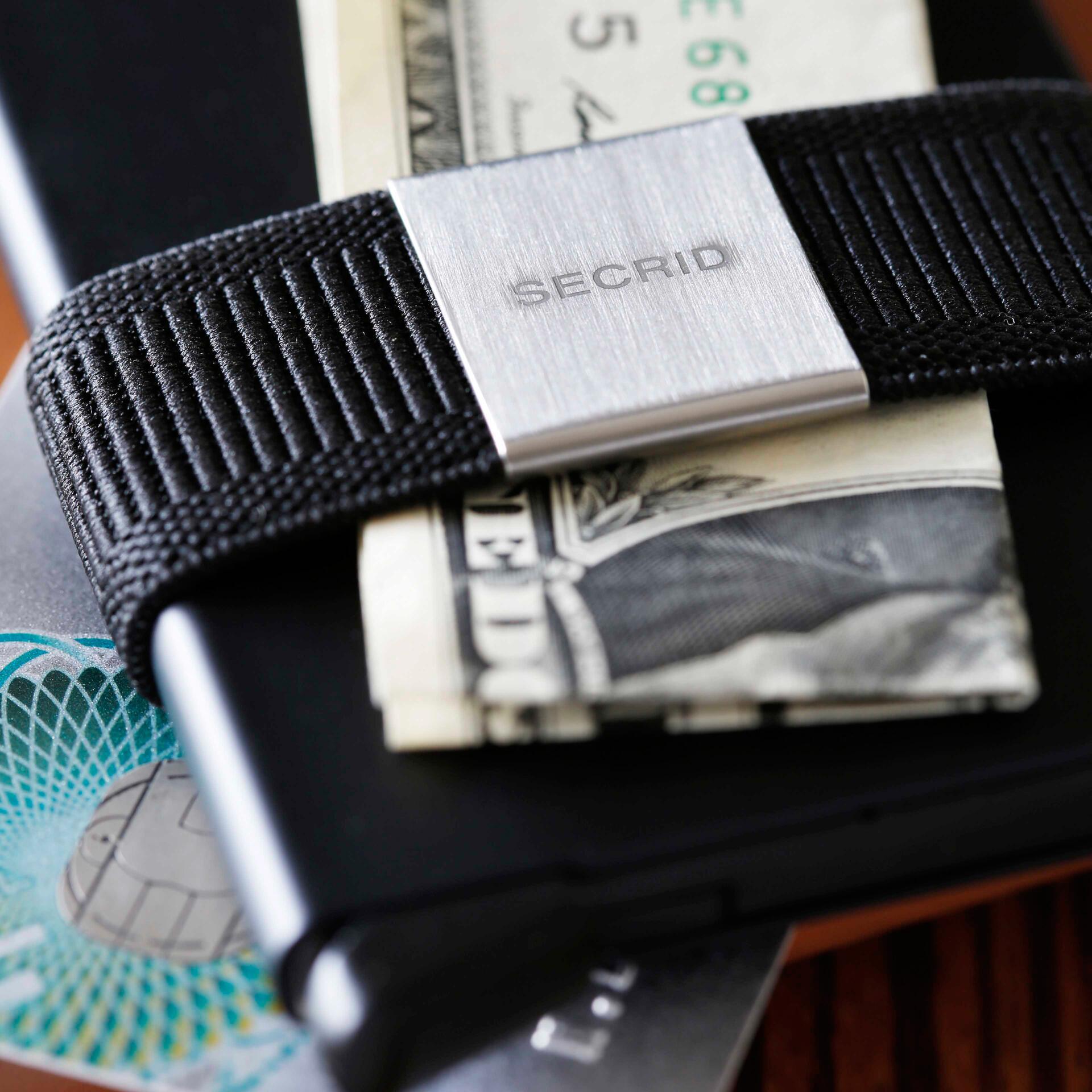 Secrid Moneyband Light Stream