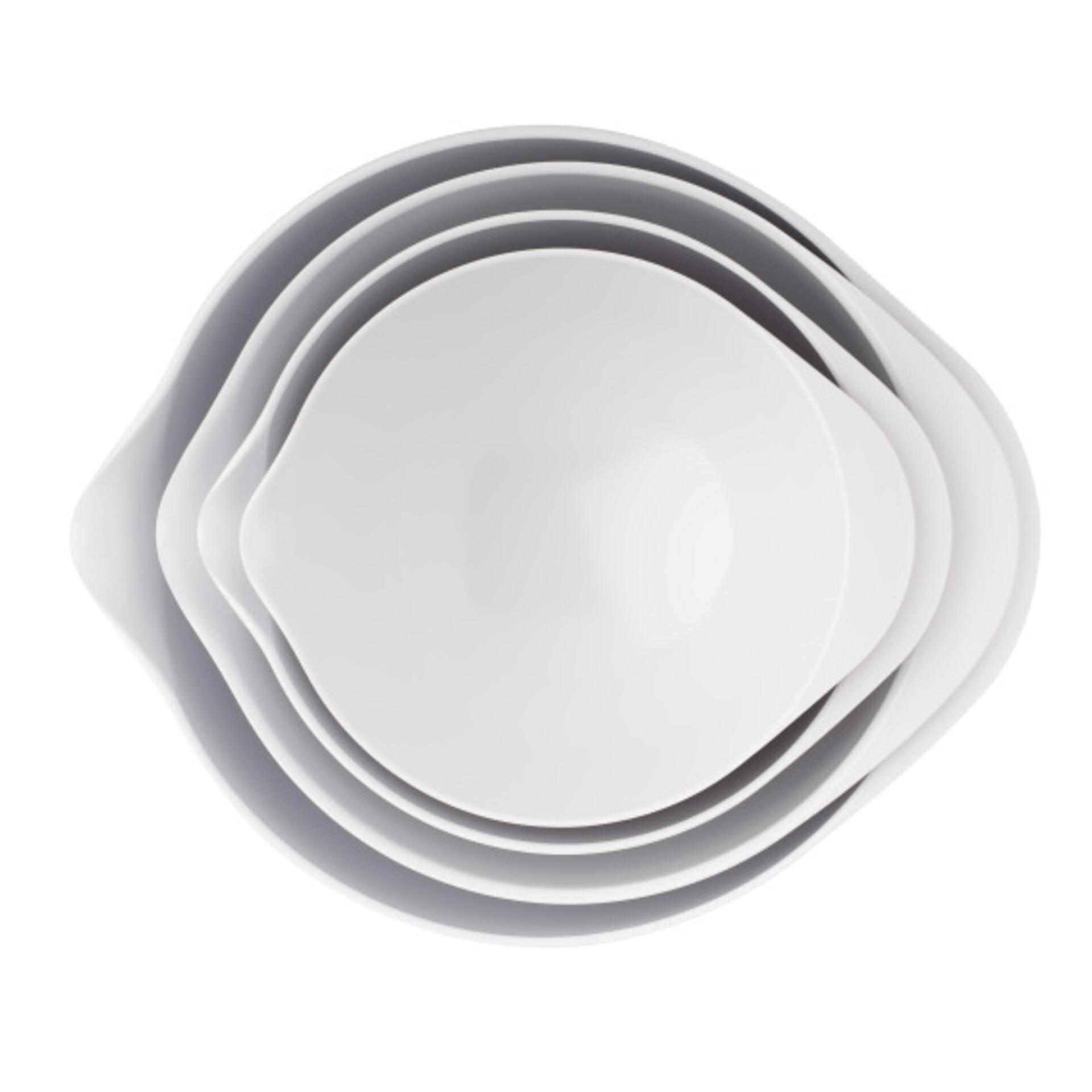 Rosti Mepal Margrethe Rührschüssel 3,0 Liter Weiß