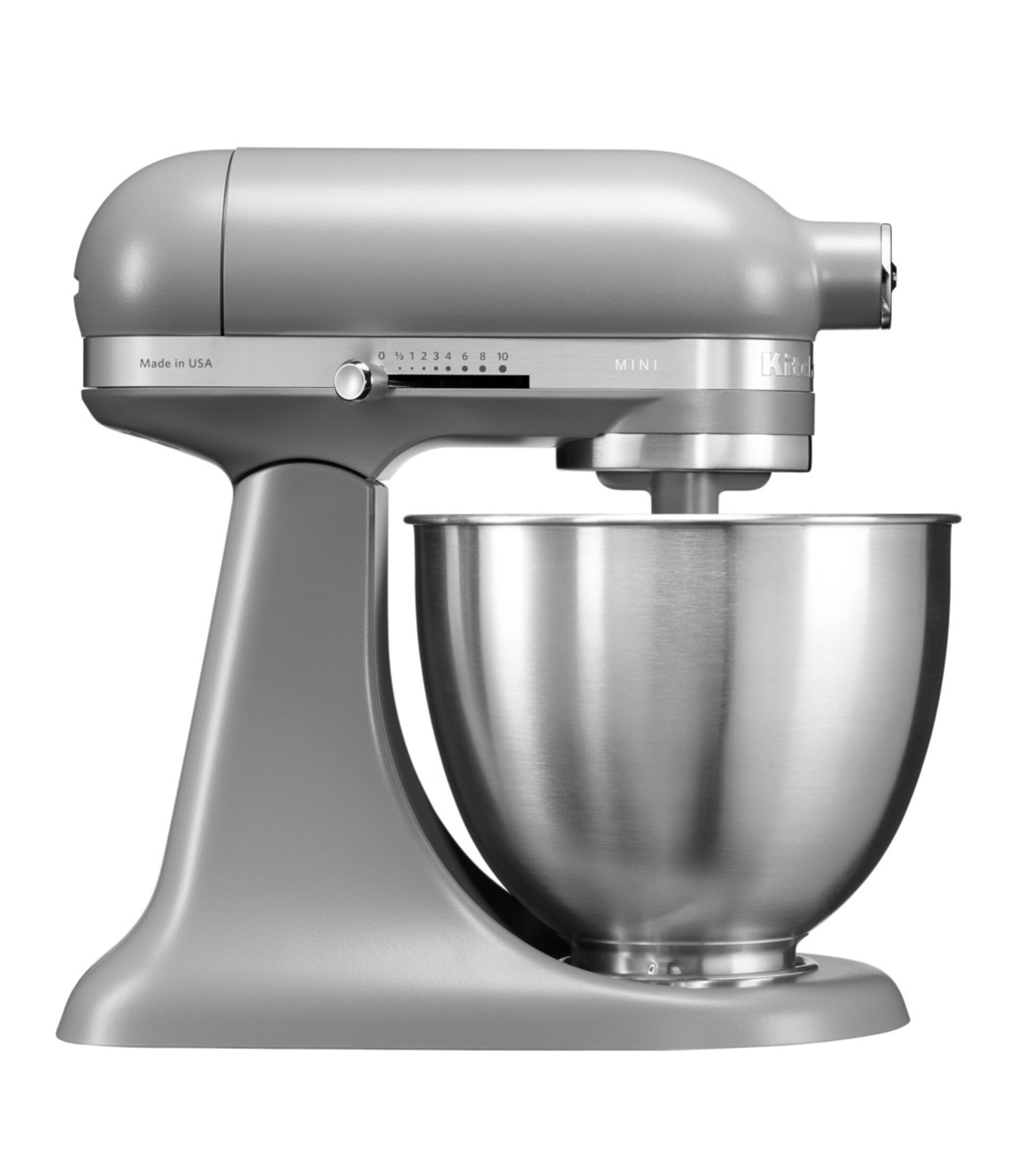 Kitchenaid Mini Küchenmaschine 3,3 L Matt Grau 5KSM3311XEFG