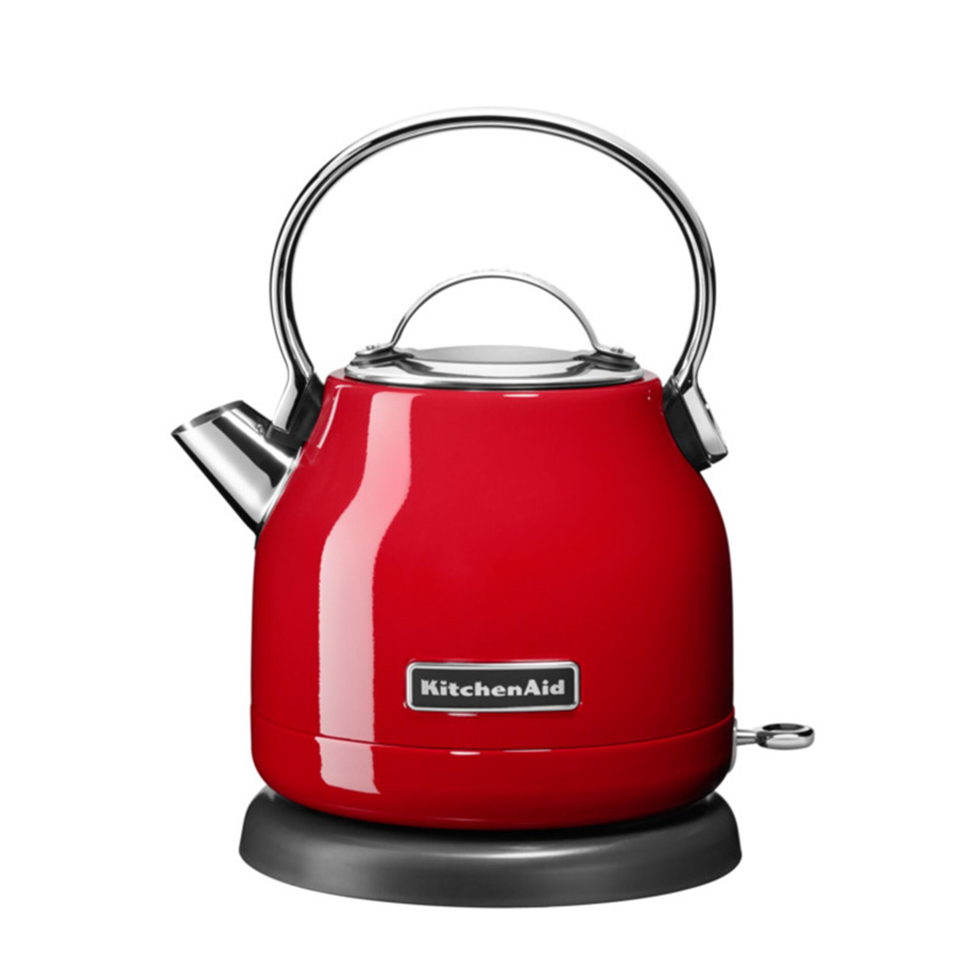 KitchenAid Classic Wasserkocher Empire Red 5KEK1222EER