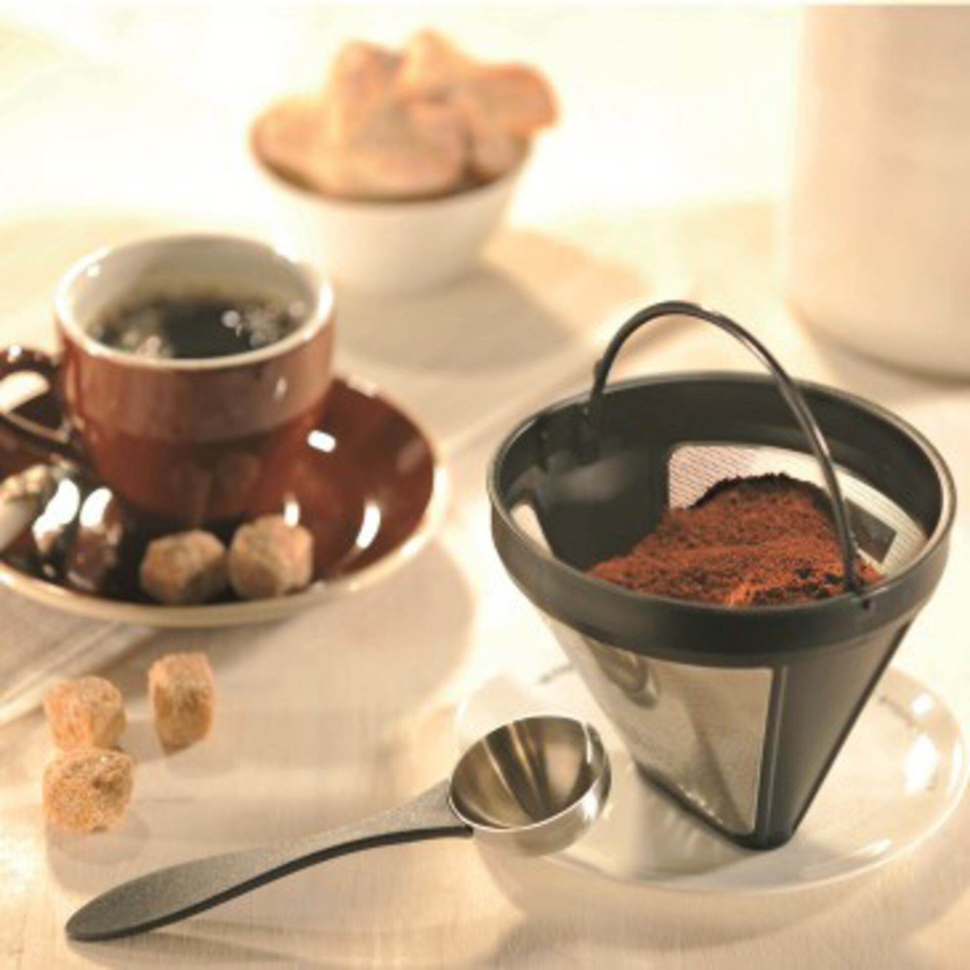 Gefu Kaffeefilter Dauereinsatz