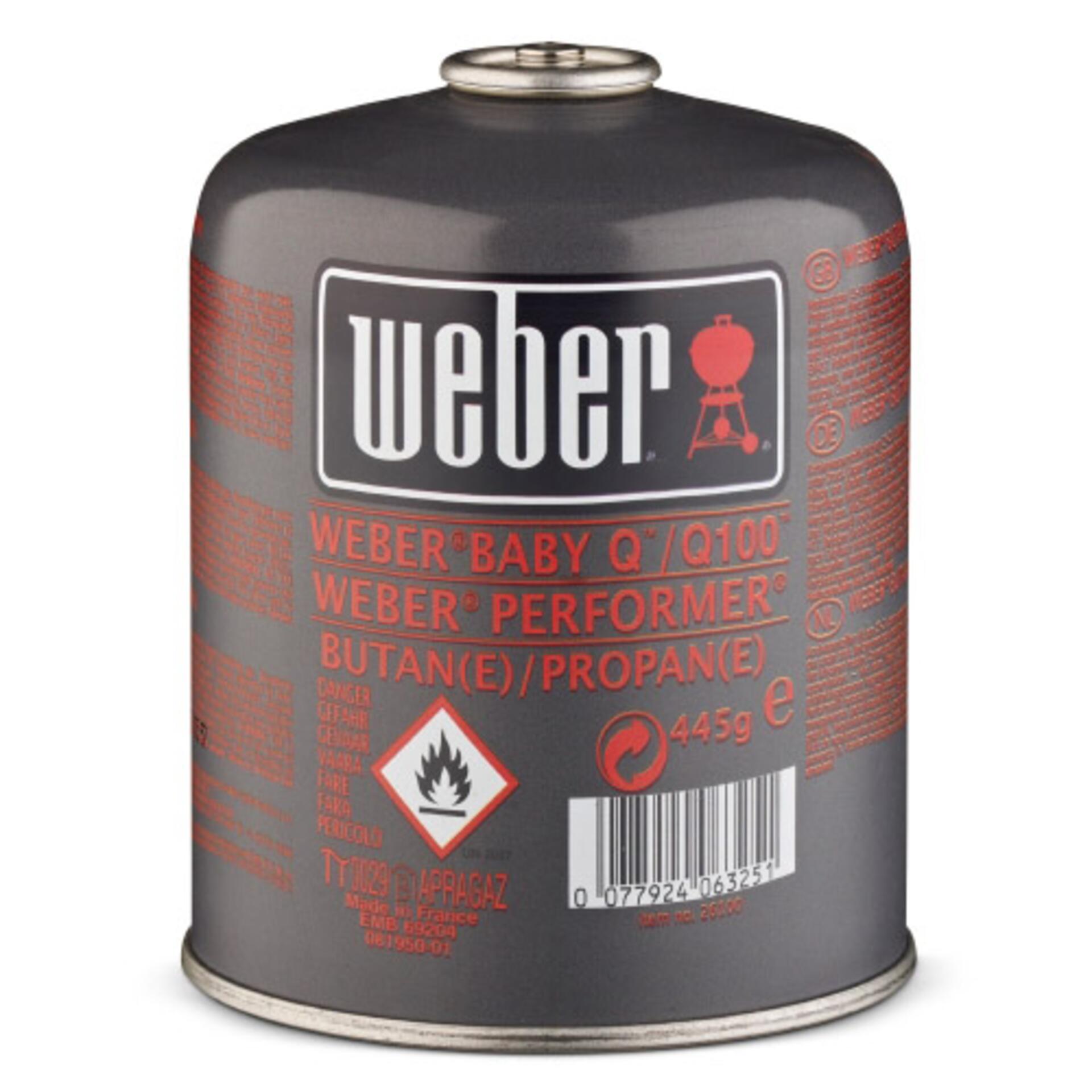 Weber Gaskartusche 26100