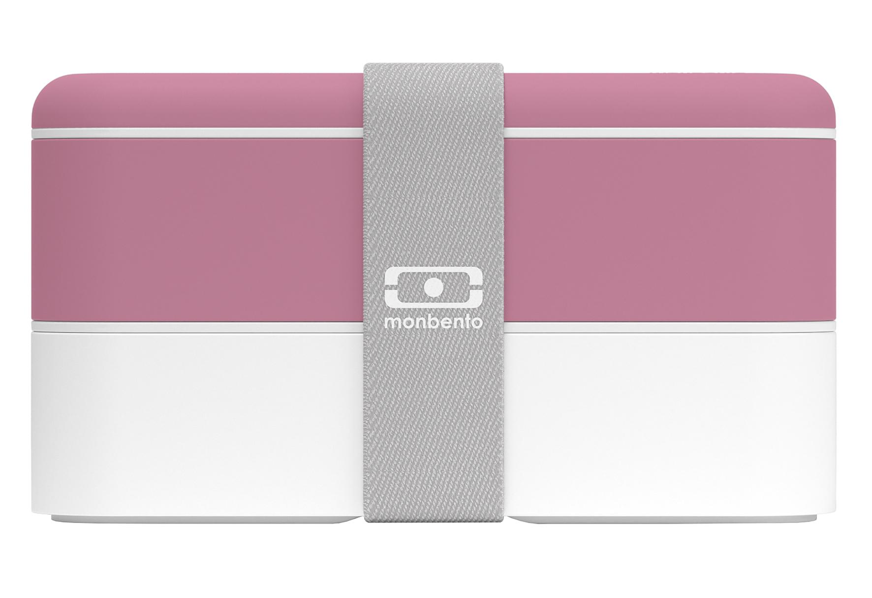 MONBENTO Original Lunchbox/Brotdose FR - pink flamingo