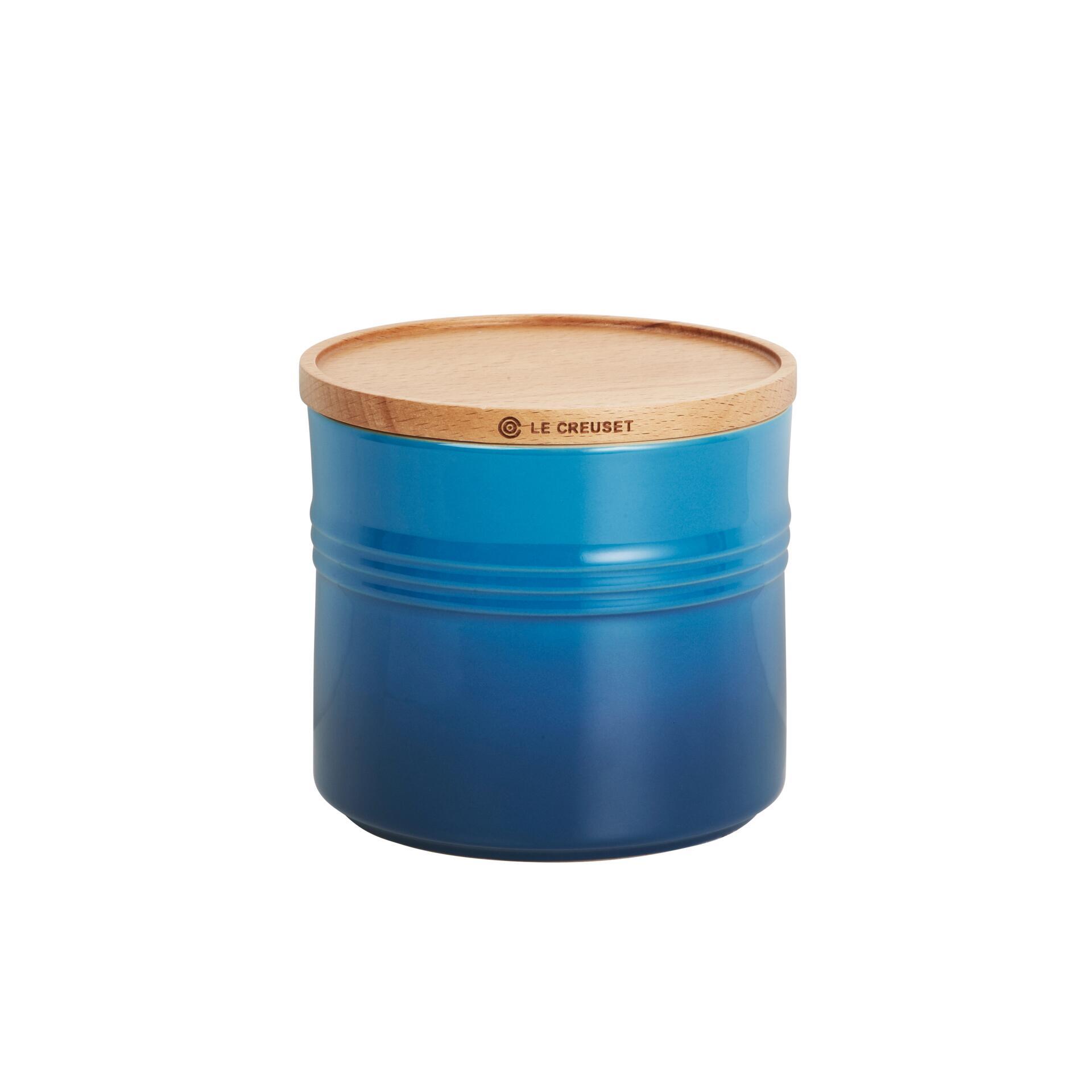 Le Creuset Vorratsdose 1400 ml Marseille Blau