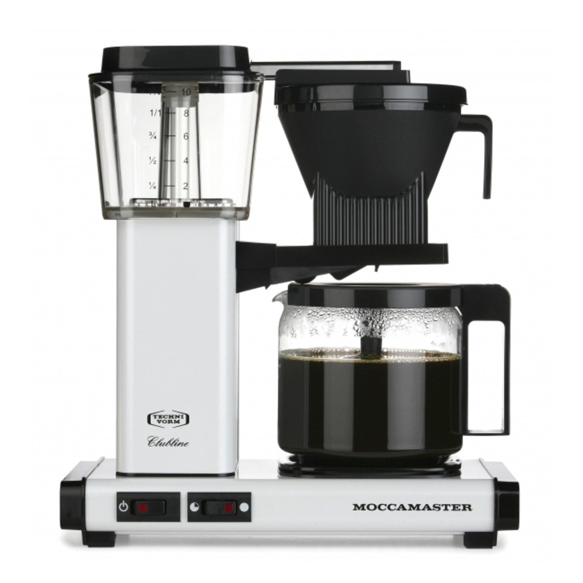 Moccamaster Kaffeemaschine KBG Select Off-white