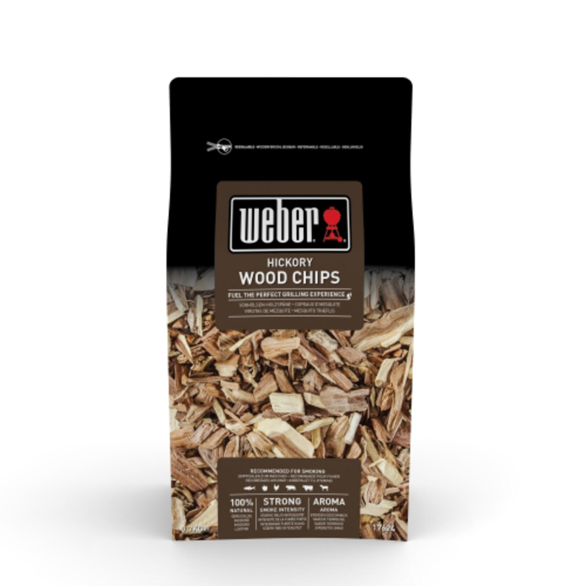 Weber Holzpellets Hickory 190102