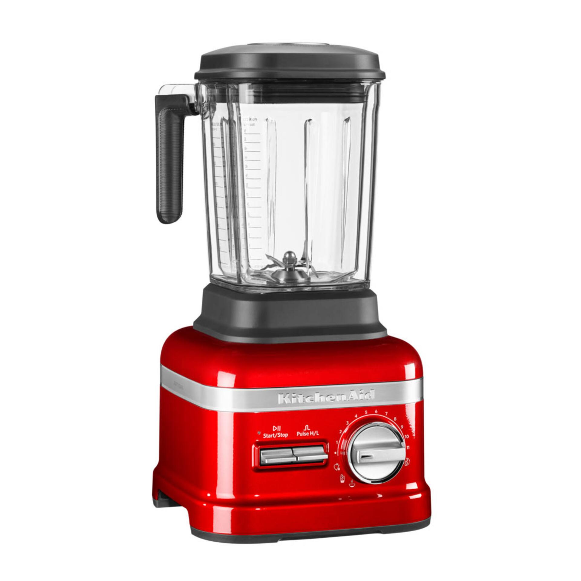 Kitchenaid Artisan Power Plus Blender Standmixer 5KSB8270 Liebesapfel Rot