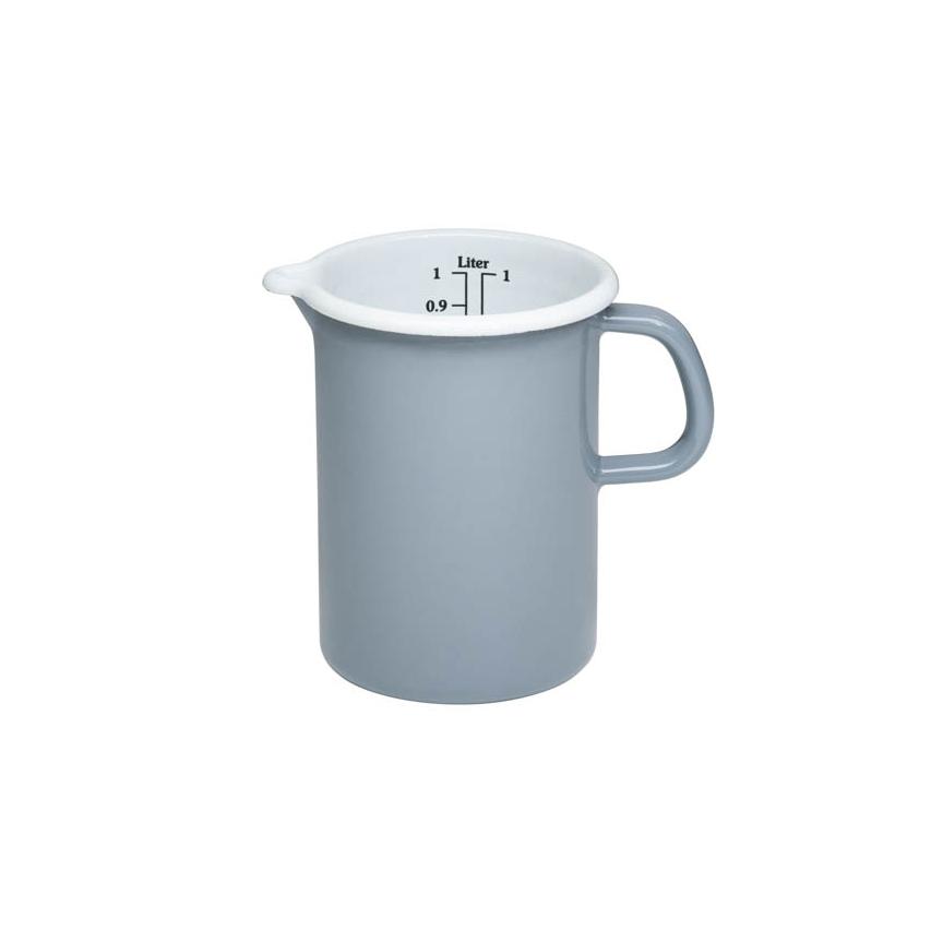 Riess Küchenmaß 1 l Pure Grey