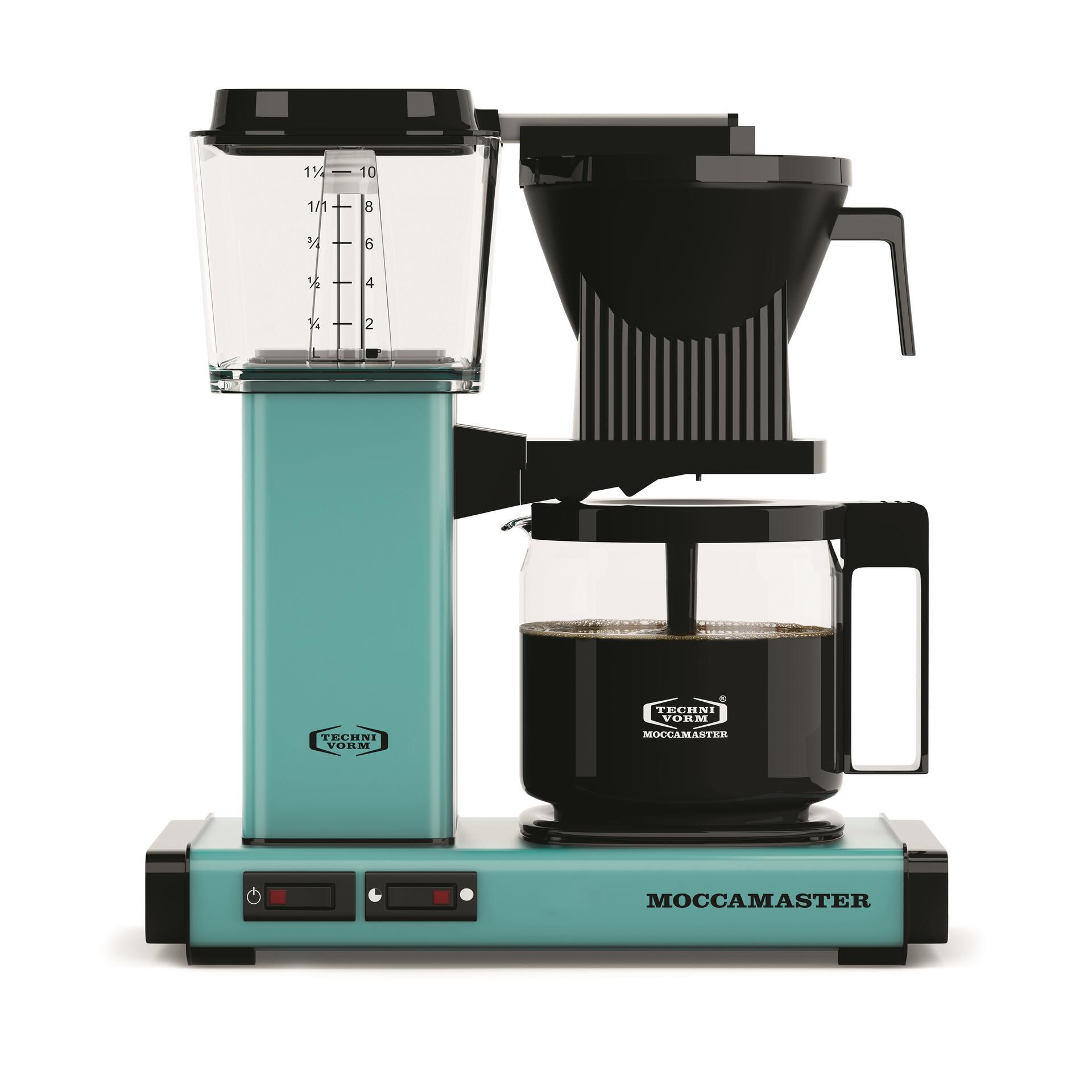Moccamaster Kaffeemaschine KBG Select Turquoise