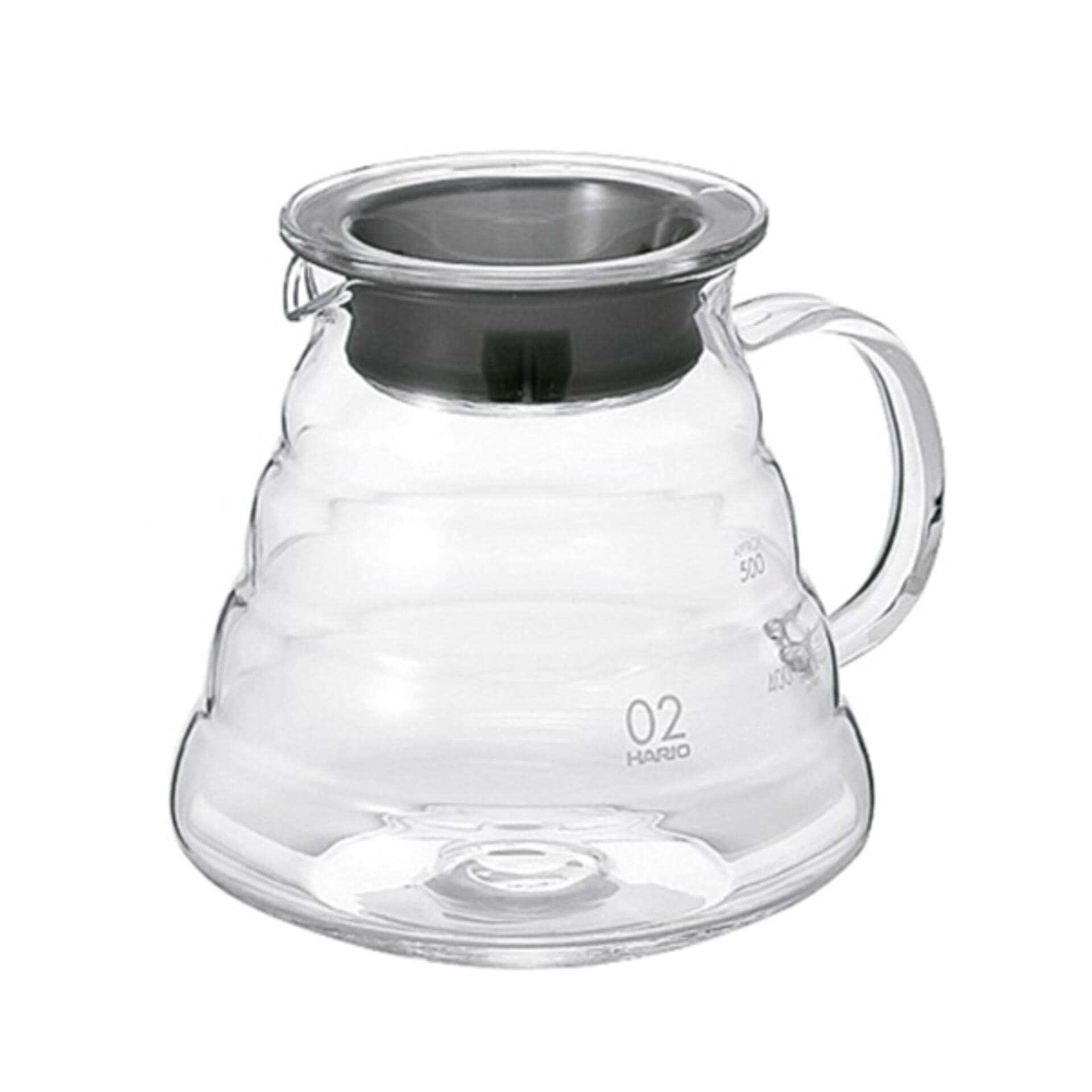 Hario Kaffeekanne V60 Glas 600 ml