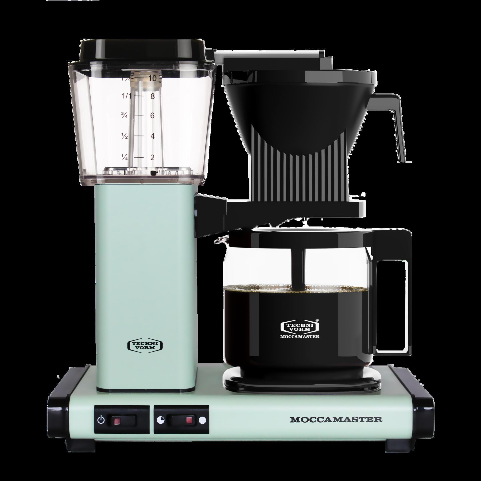 Moccamaster Kaffeemaschine KBG Select Pastell Grün