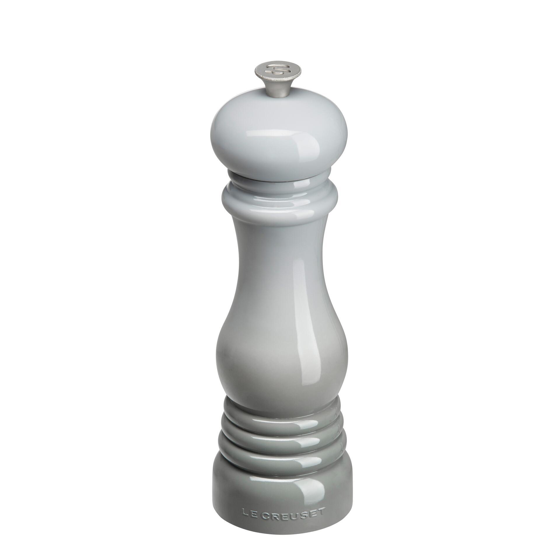Le Creuset Salzmühle Perlgrau 21 cm