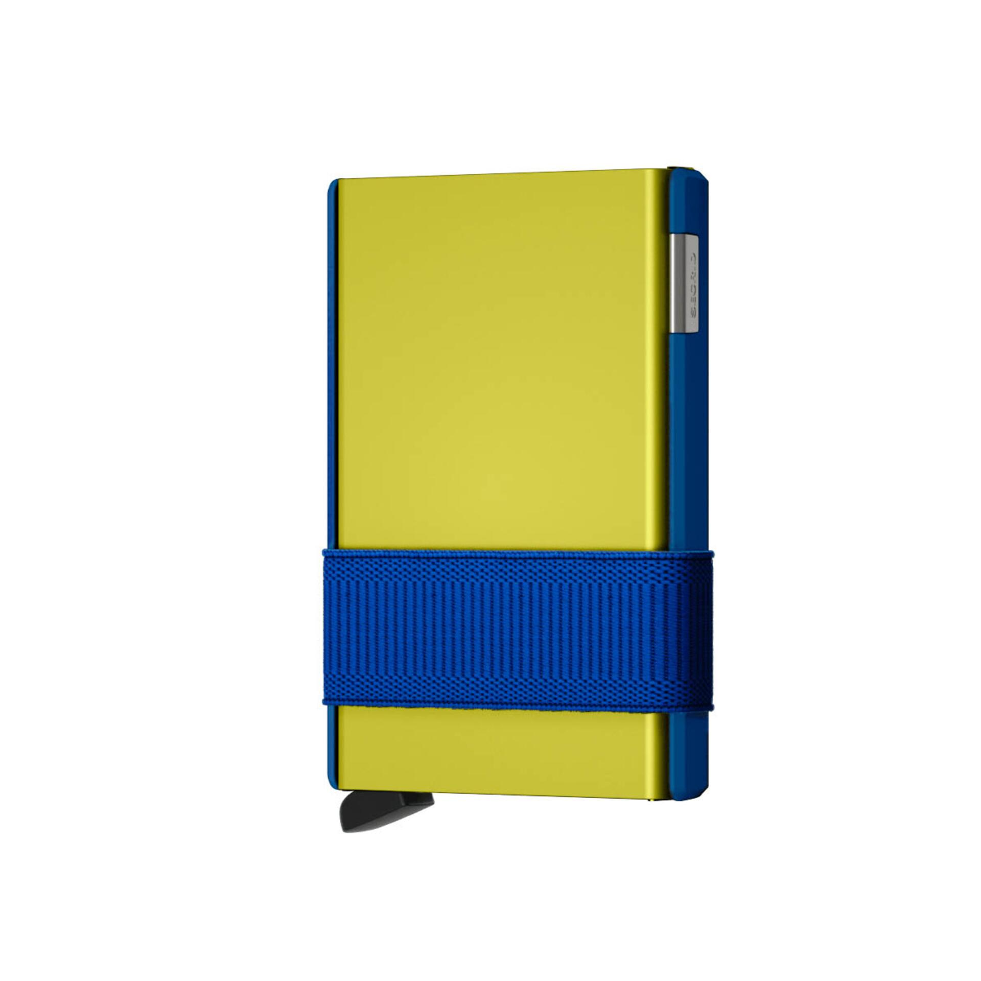 Secrid Cardslide Electrolime