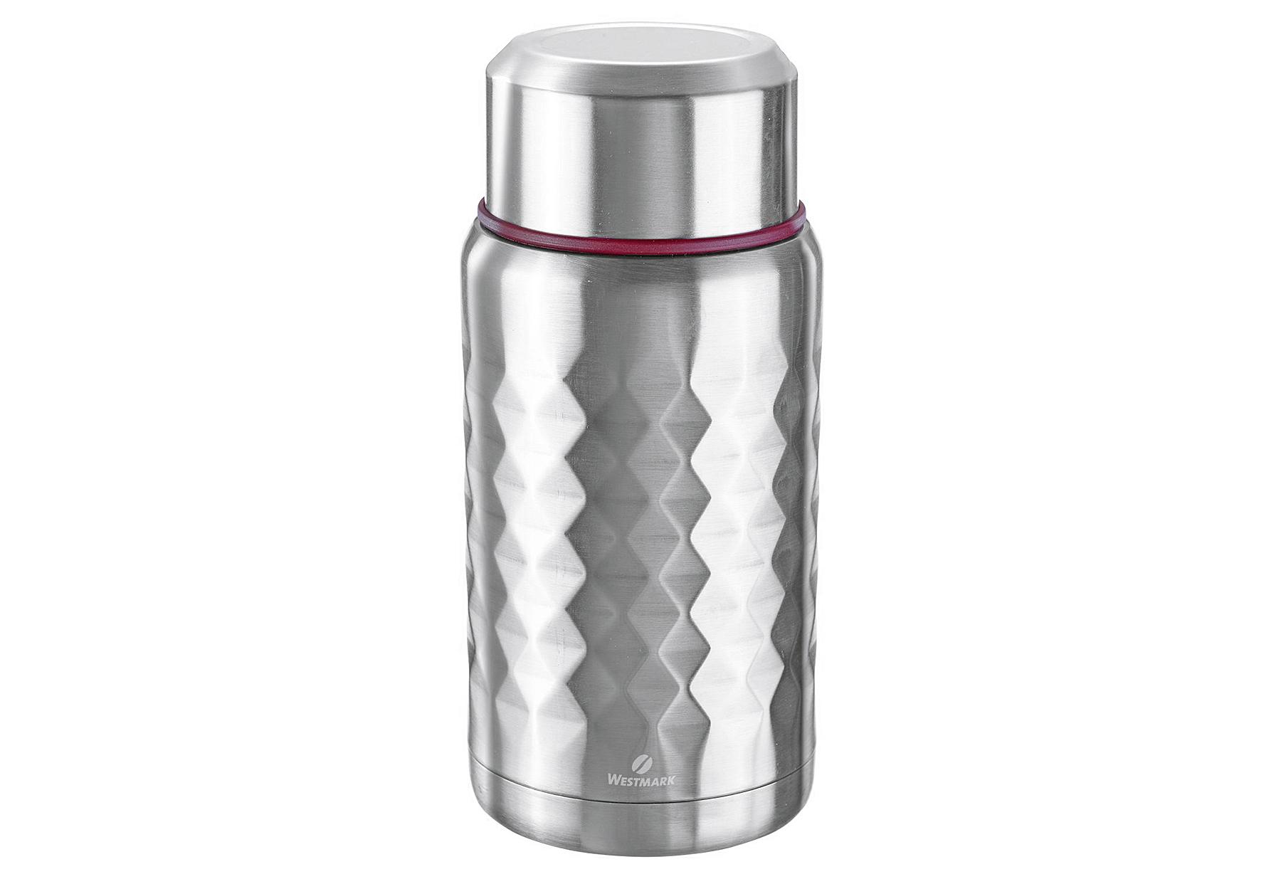 WESTMARK Lunch Pot/Speisebehälter Viva 0,75l silber