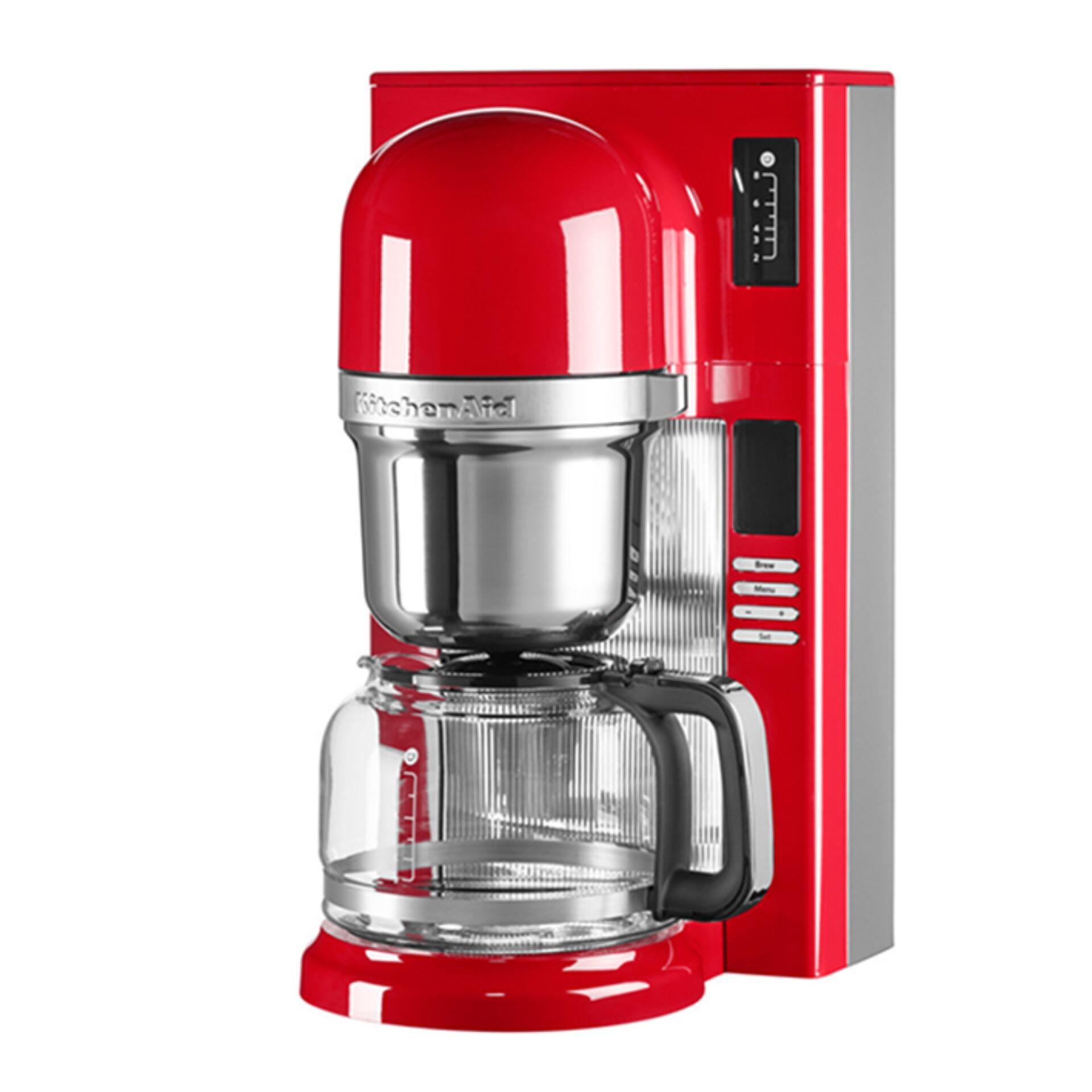 KitchenAid Kaffeemaschine Rot 5KCM0802EER