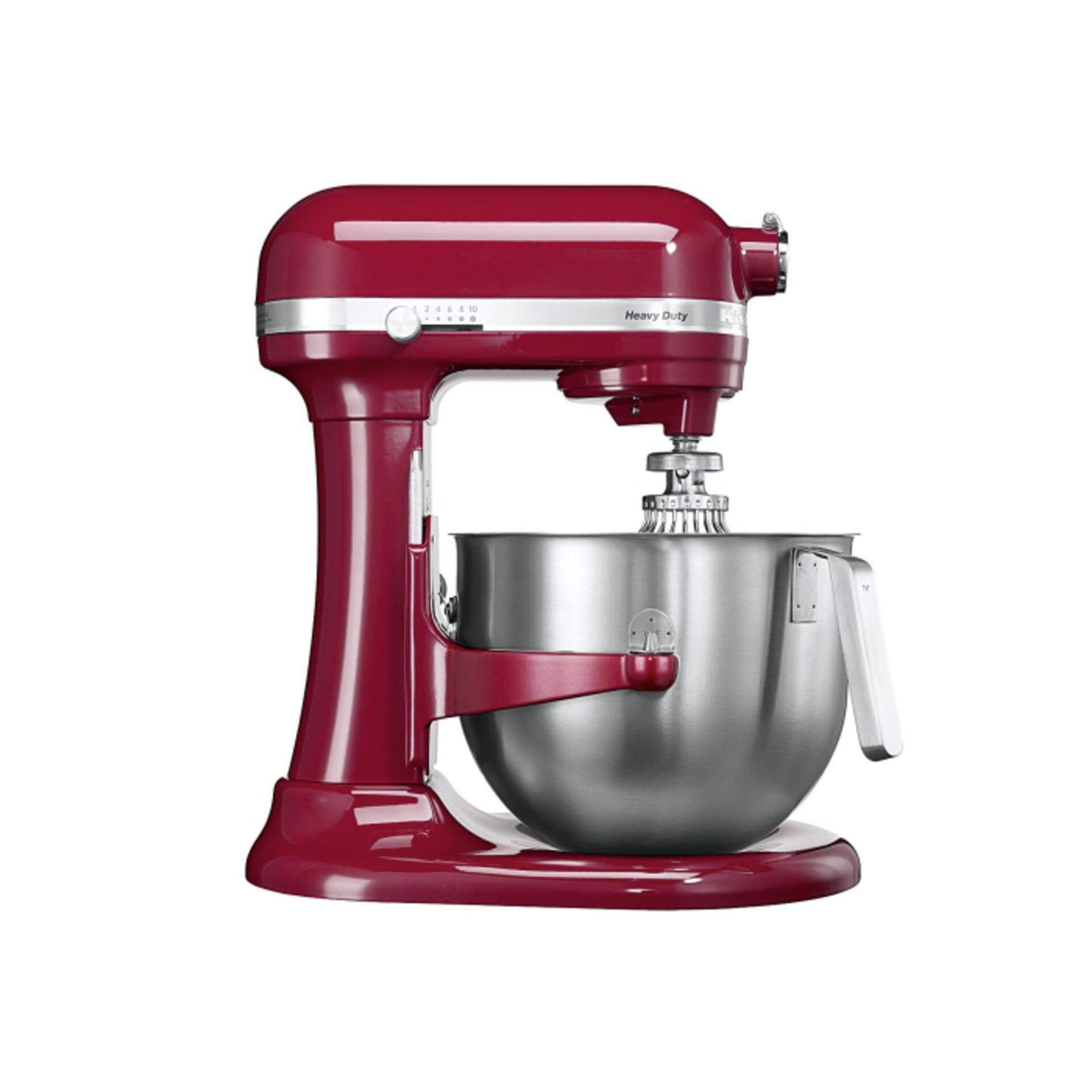 Kitchenaid Heavy Duty Küchenmaschine 6,9 Liter 5KSM7591XEER Rot
