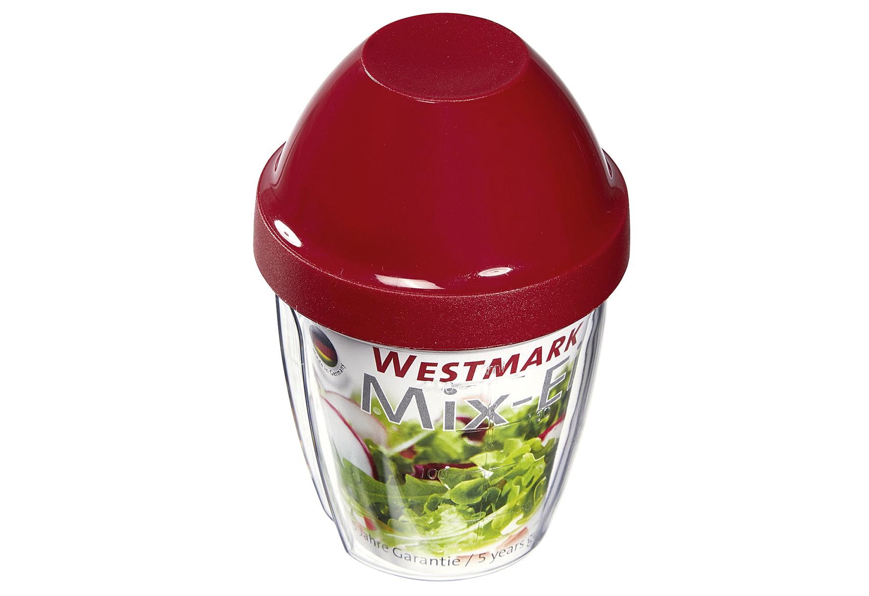 WESTMARK Mix-/Schüttelbecher Kunststoff 250 ml