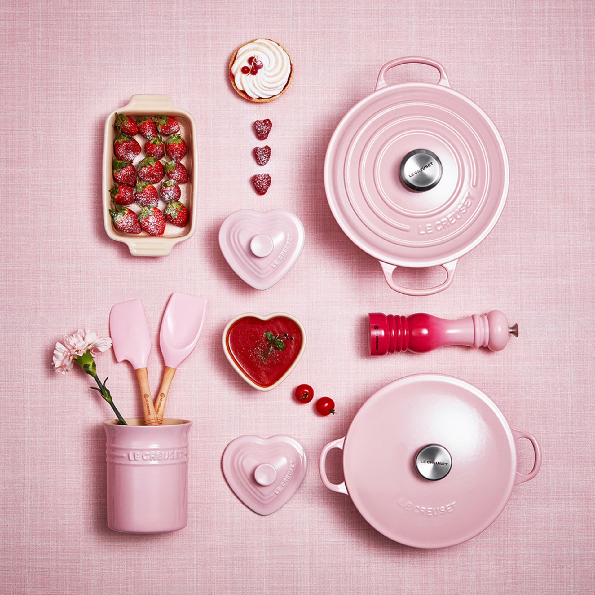 Le Creuset Auflaufform 13 x 19 cm Chiffon Pink
