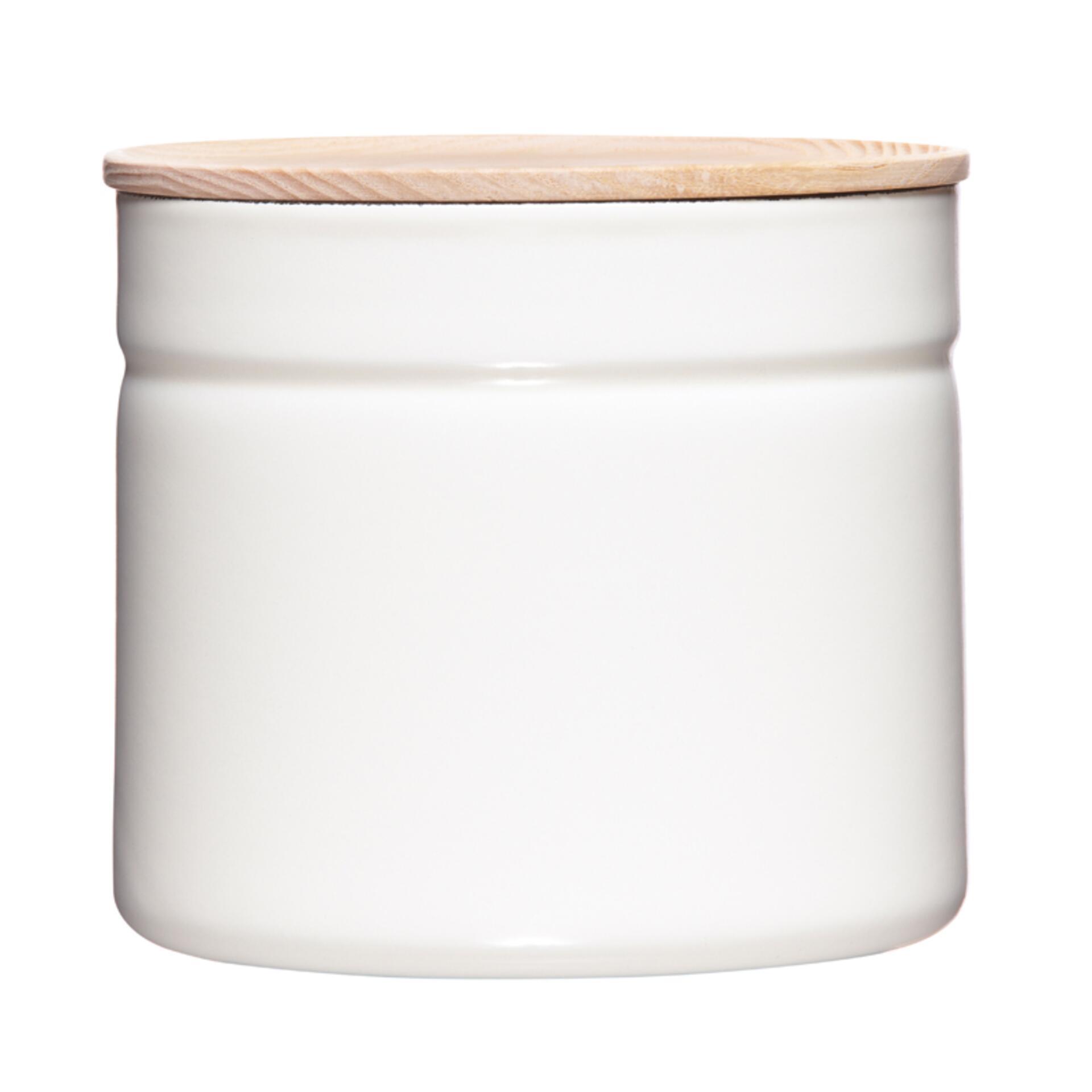 Riess Vorratsdose 1350 ml Weiß
