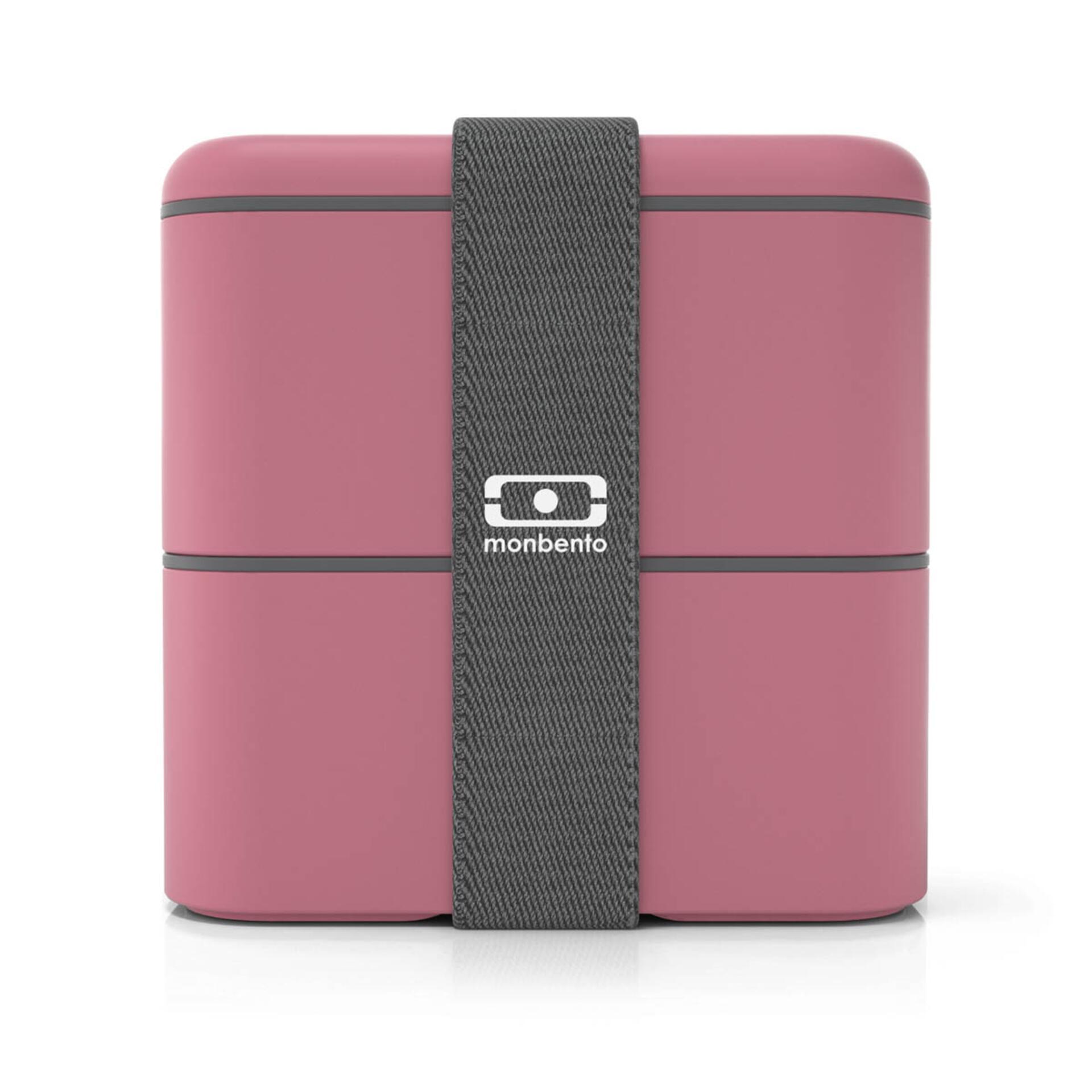 Monbento MB Square Bento Box 1,7 Liter Blush