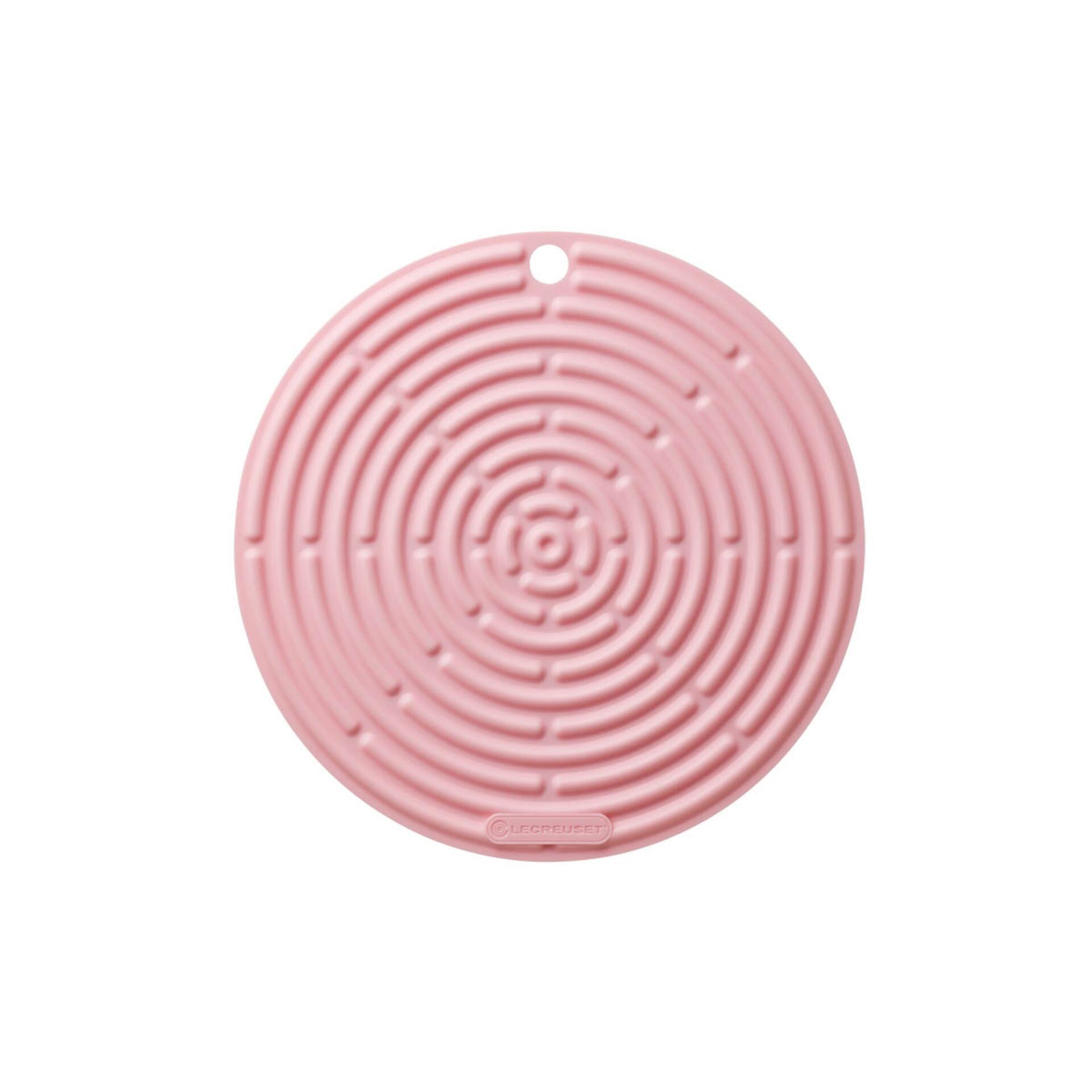 Le Creuset Topflappen Klassik Rund Shell Pink