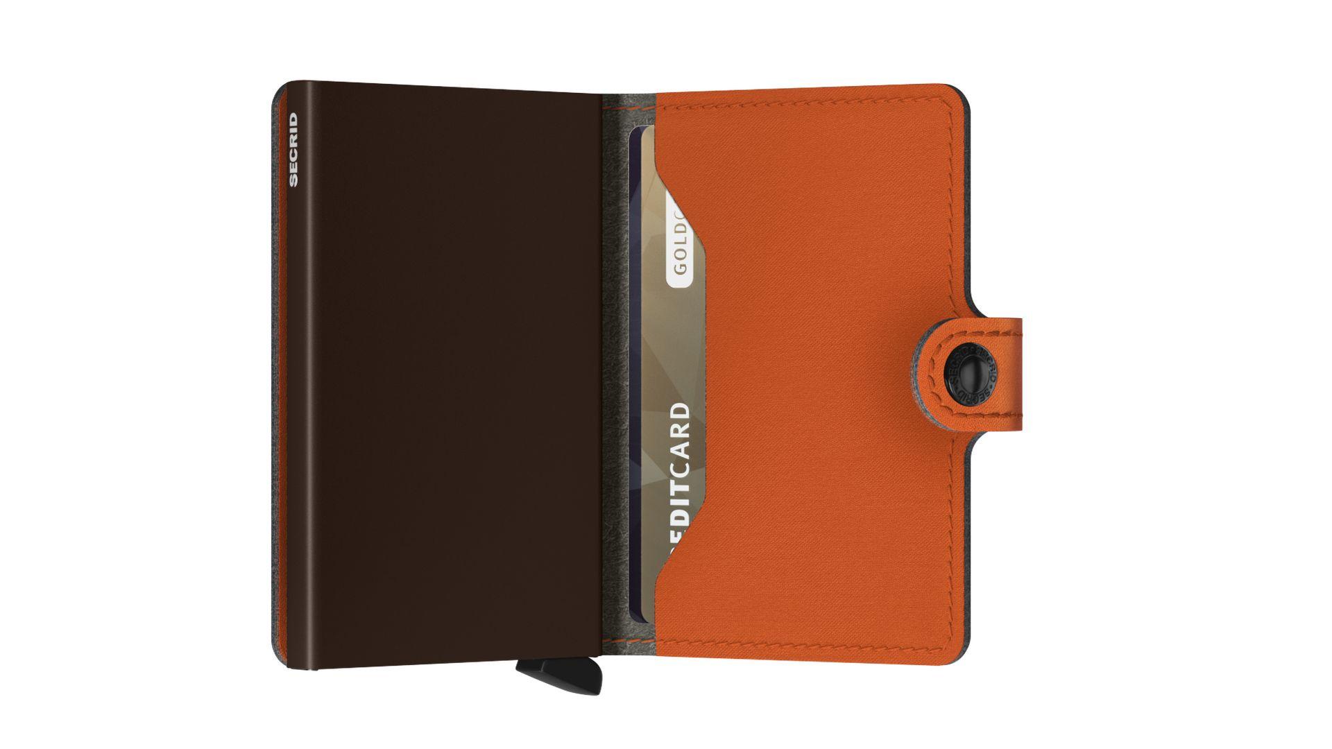 Secrid Miniwallet Yard Orange