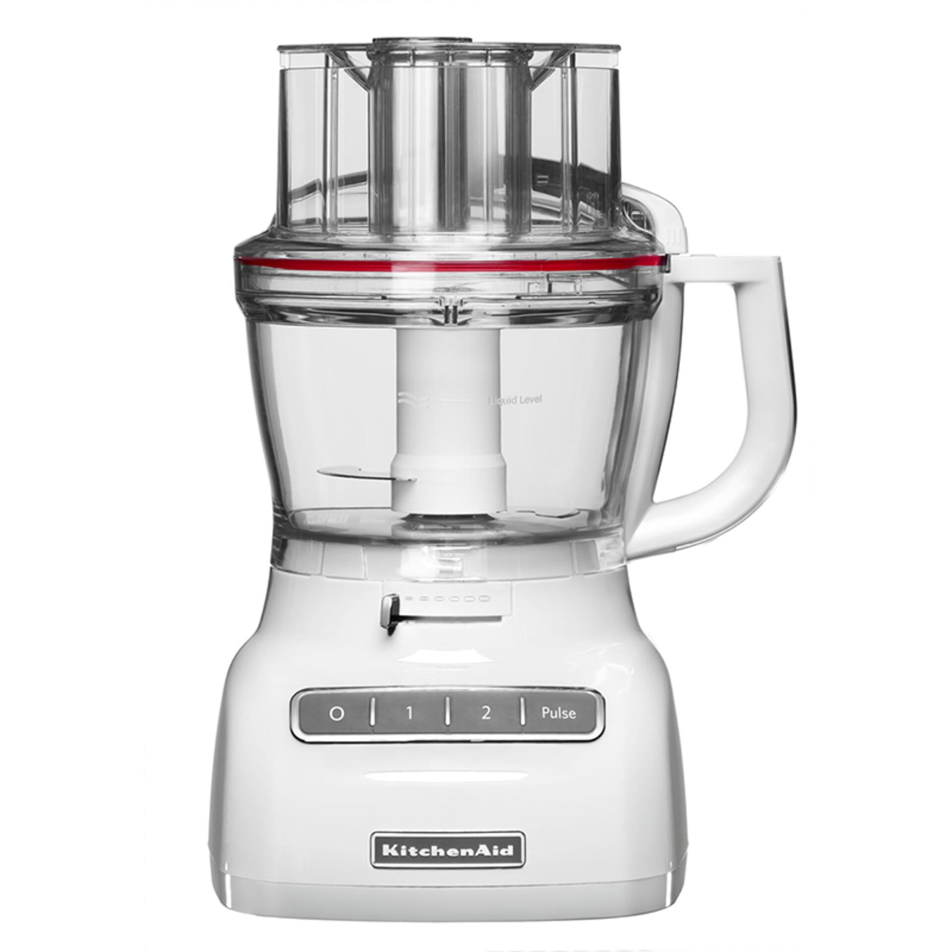 Kitchenaid Classic Food Processor 3,1 Liter 5KFP1325EWH Weiß