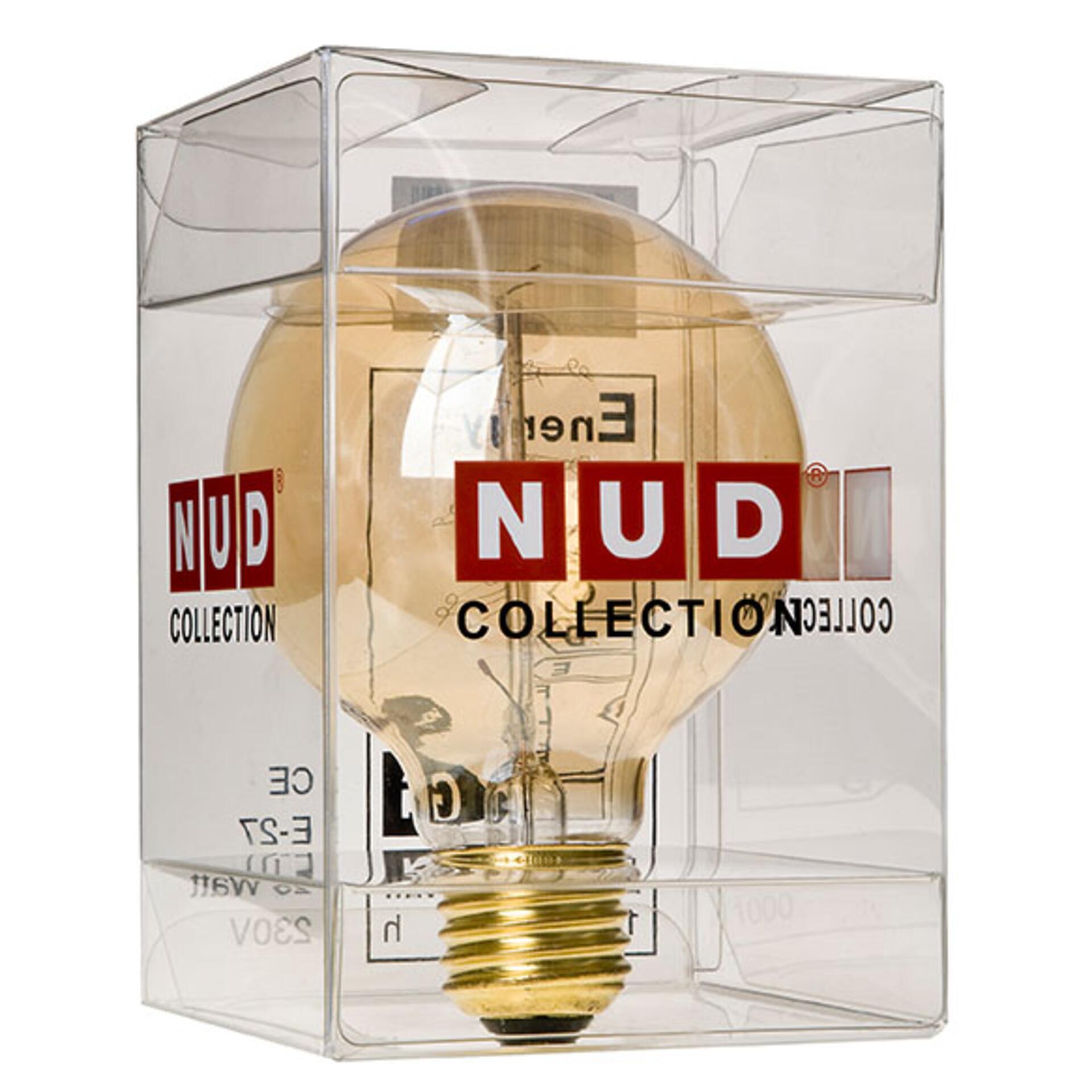 Nud Glühbirne Globe 80 mm