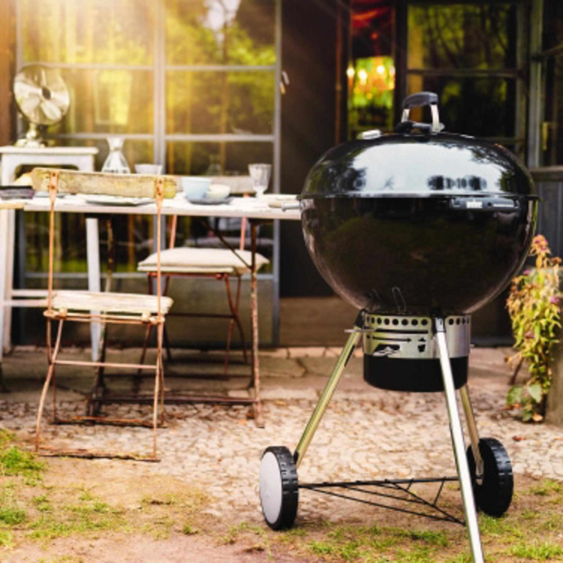 Weber Master-Touch GBS Special Edition, 57 cm, Black