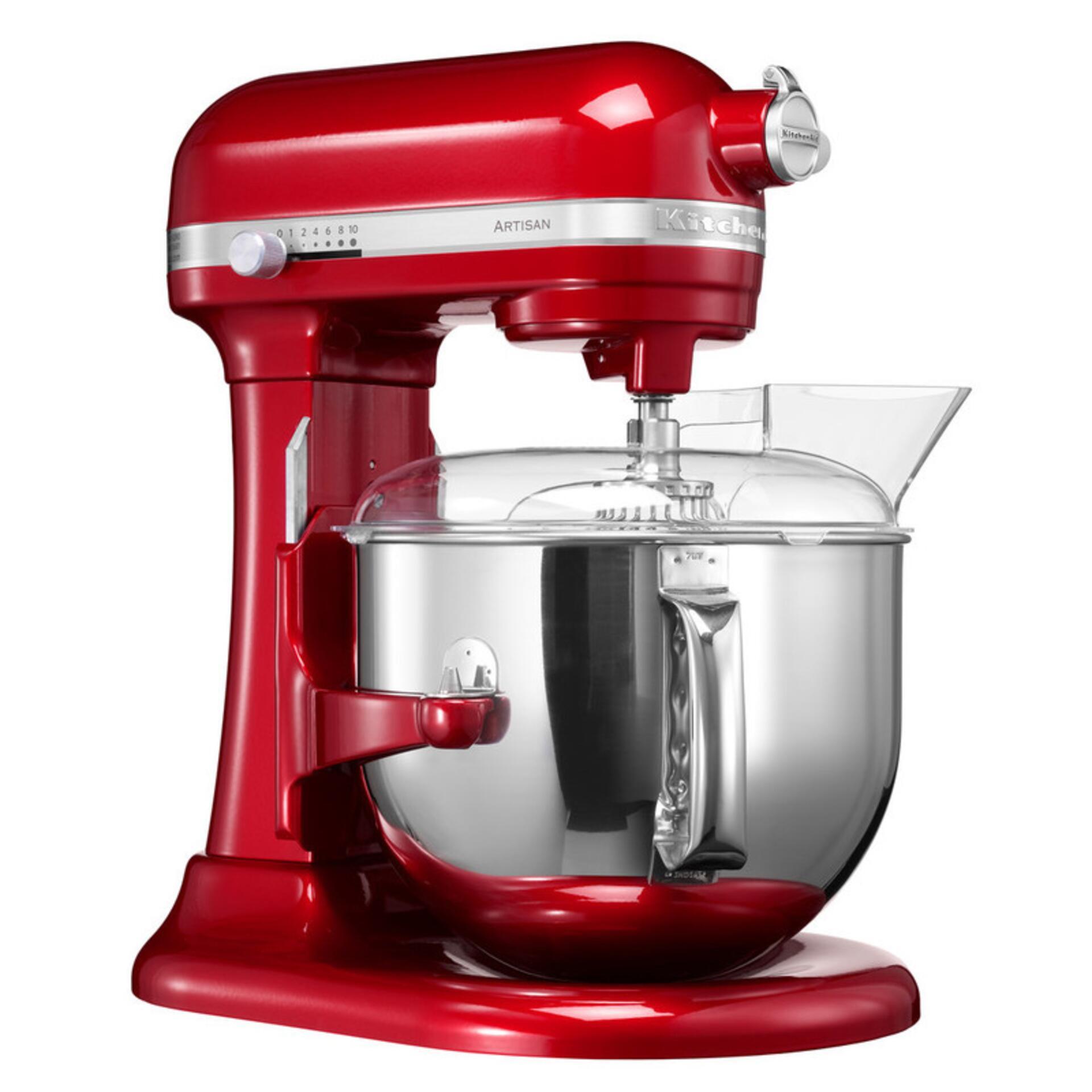 Kitchenaid Artisan Küchenmaschine 6,9 Liter Liebesapfel-Rot 5KSM7580XECA