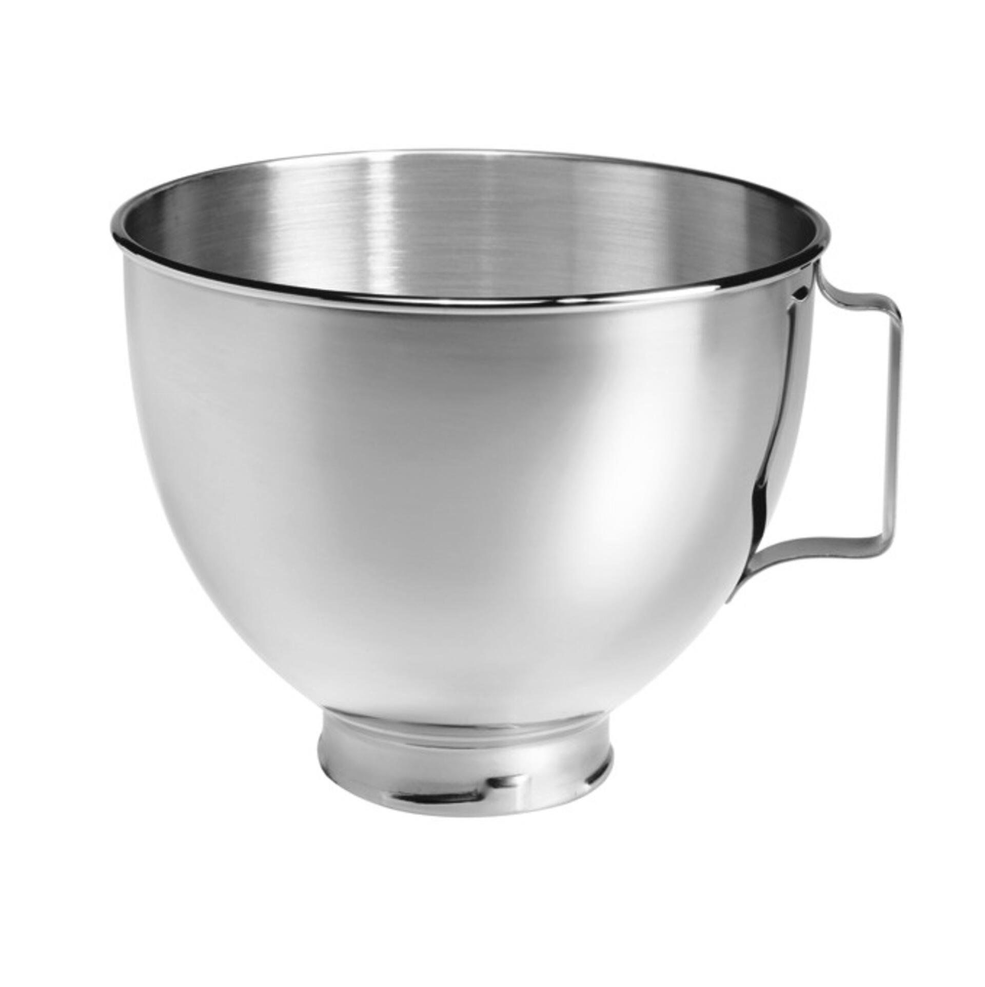 KitchenAid Edelstahlschüssel 4,3 Liter 5K45SBWH