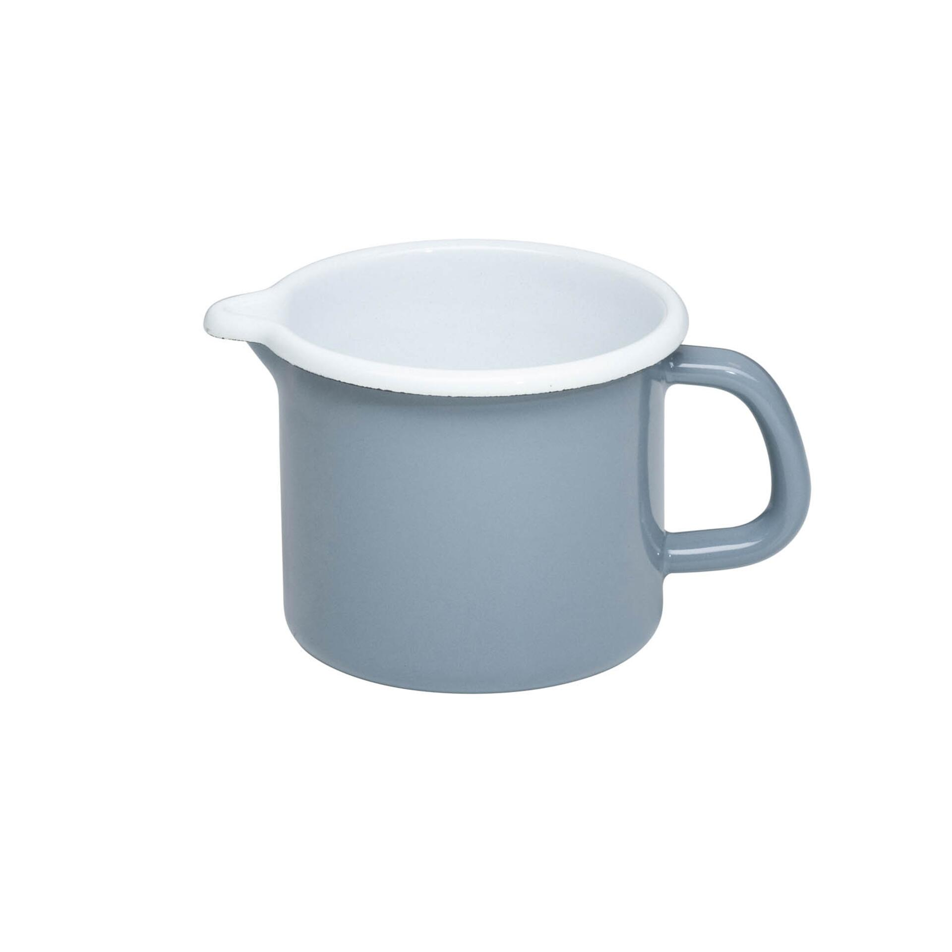 Riess Schnabeltopf 0,5 l Pure Grey